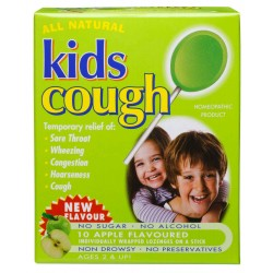 Kids Cough Apple