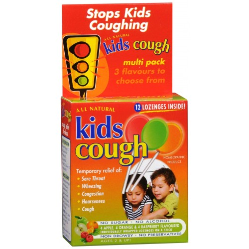 Multipak Kids Cough