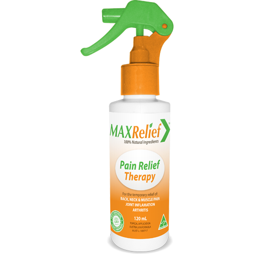 Max Relief Pain Relief Spray