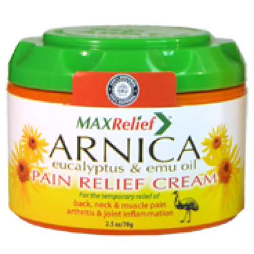 Max Relief Pain Relief Cream